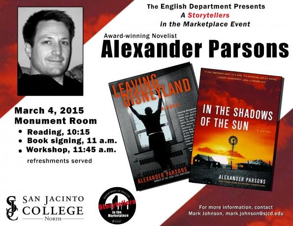 Alexandar Parsons