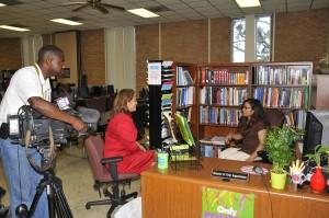 Fox 26 recently interviewed Julie Aftab