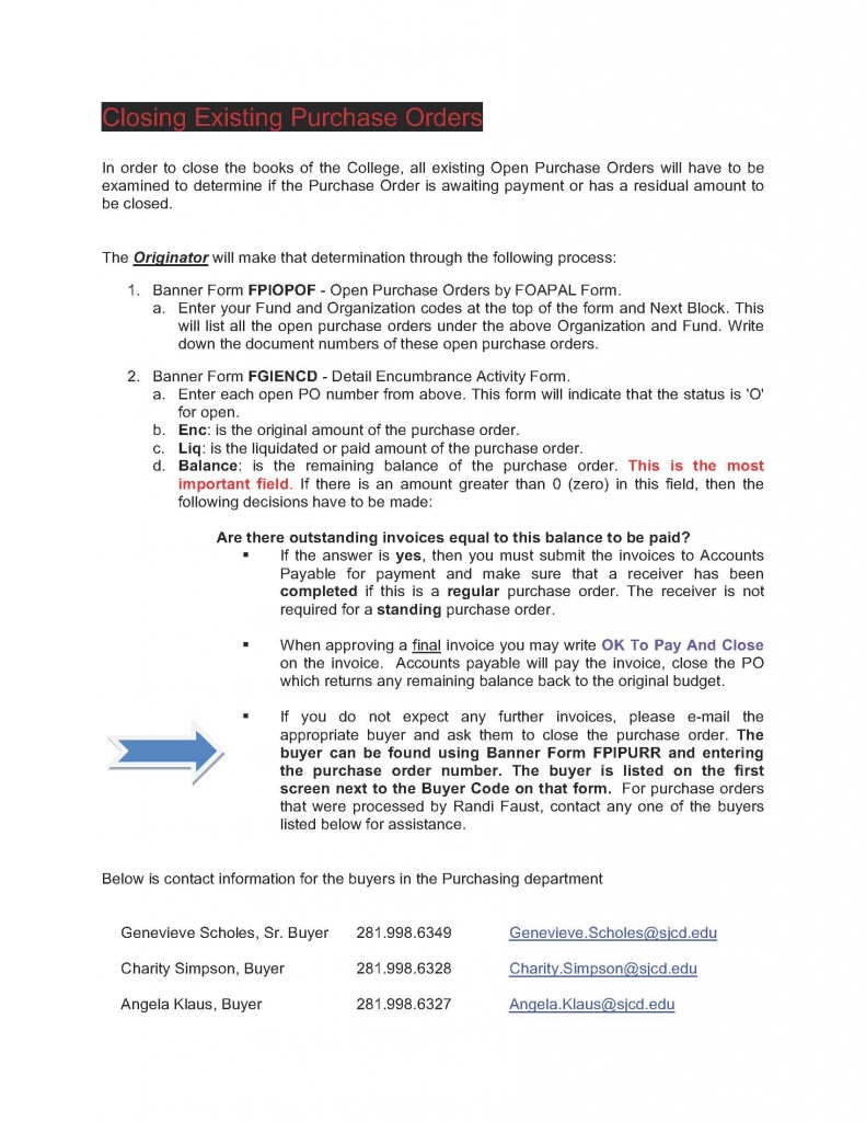 How to Close Existing Purchase Orders FY16_Page_1