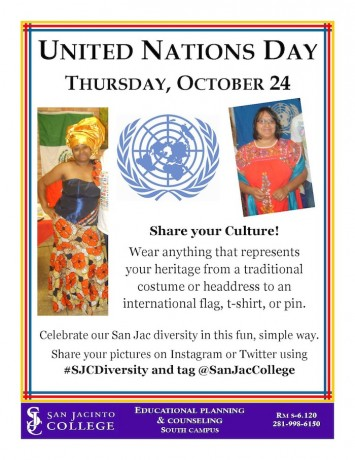 United Nations Day Flyer 3.1