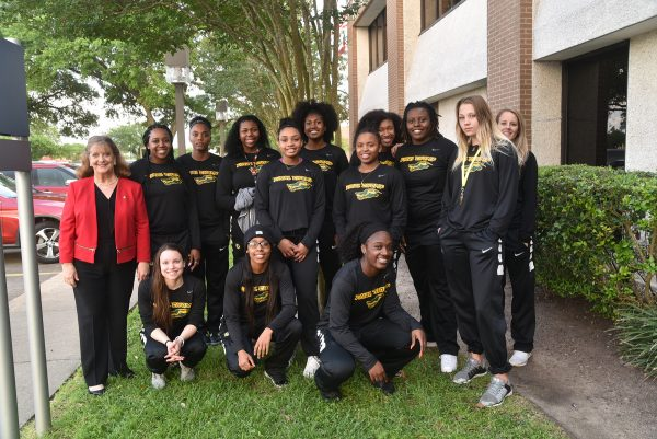 San Jacinto College women's basketball team