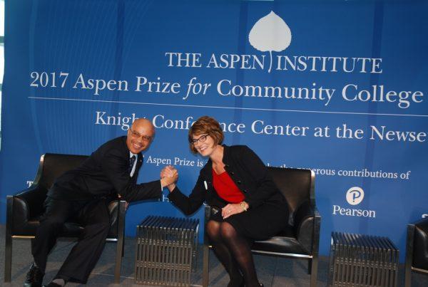Aspen Prize announcement