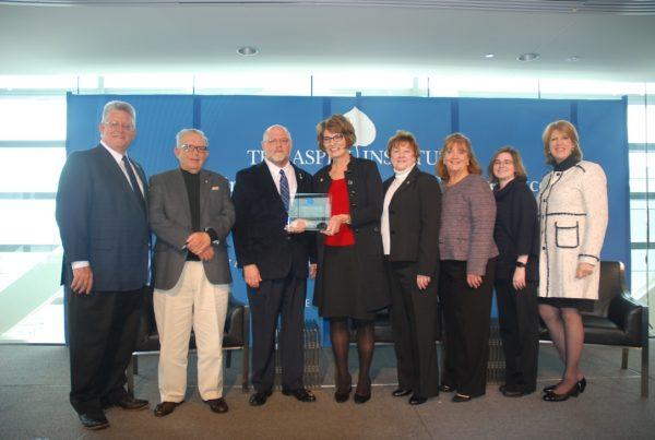 San Jacinto College at the Aspen Prize announcement